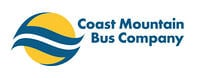 Logo of Coast Mountain Bus Company in Vancouver who use Coencorp's public transit fleet management solutions