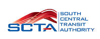 South Central Transit Authority logo for public bus service which uses Coencorp fleet management software
