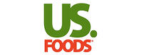 US Foods logo who uses Coencorp's fleet fuel management solutions