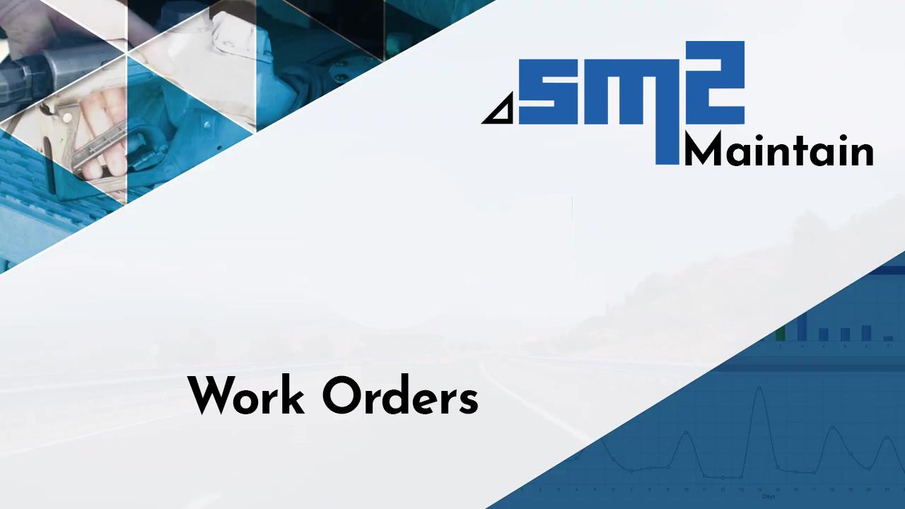 Video Thumbnail-Work Orders